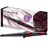 Remington Lockenstab Silk CI96W1, kegelförmig, hochwertige...