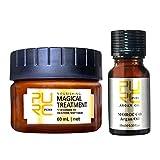 Repair Hair Mask Conditioner + HaarpflegeöL Set Diffusion...