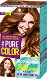 Schwarzkopf Pure Color Coloration 7.57 Karamell-Krokant, 1er...