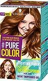 Schwarzkopf Pure Color Coloration 7.57 Karamell-Krokant, 1er...