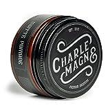 Charlemagne Premium Matte Pomade - Starker Halt - Edler Duft...